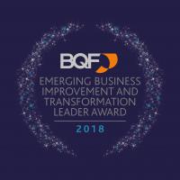 Emerging Leadership Award Coloured