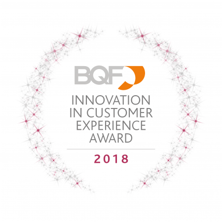 Innovation Customer Experience Award