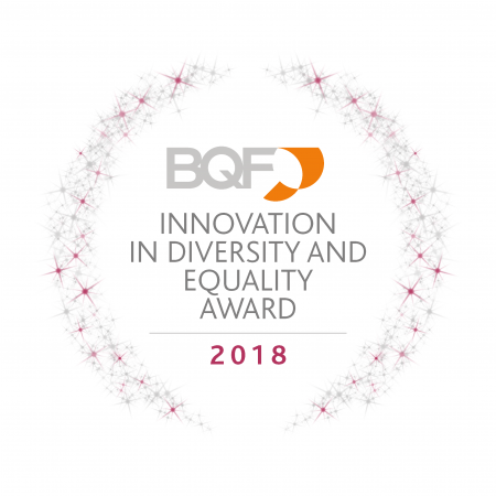 Innovation in Diversity and Equality Award