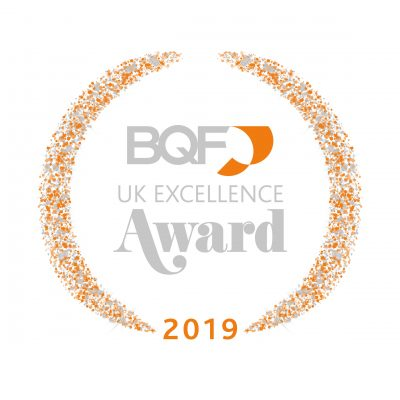 UK Excellence Award 2019