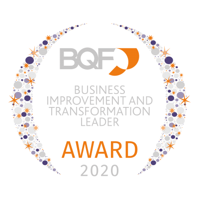 040 BQF UK Excellence Awards 2020 - Business Improvement and Transformation Leader Award
