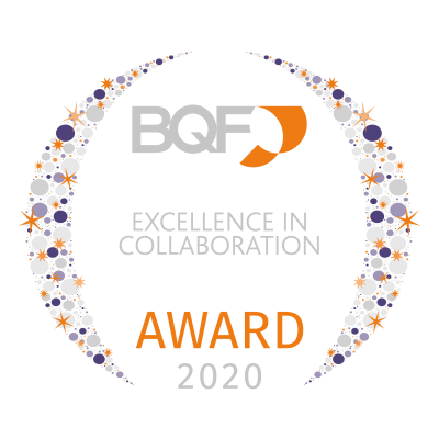 040 BQF UK Excellence Awards 2020 - Excellence in Collaboration Award