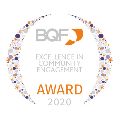 040 BQF UK Excellence Awards 2020 - Excellence in Community Engagement Award