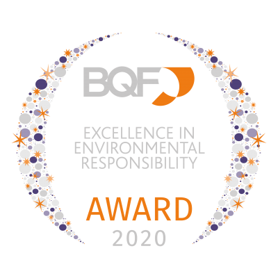 040 BQF UK Excellence Awards 2020 - Excellence in Environmental Responsibility Award